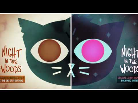 Night in the Woods Soundtrack - Astral Tracks - ( Mae's dream sequences )