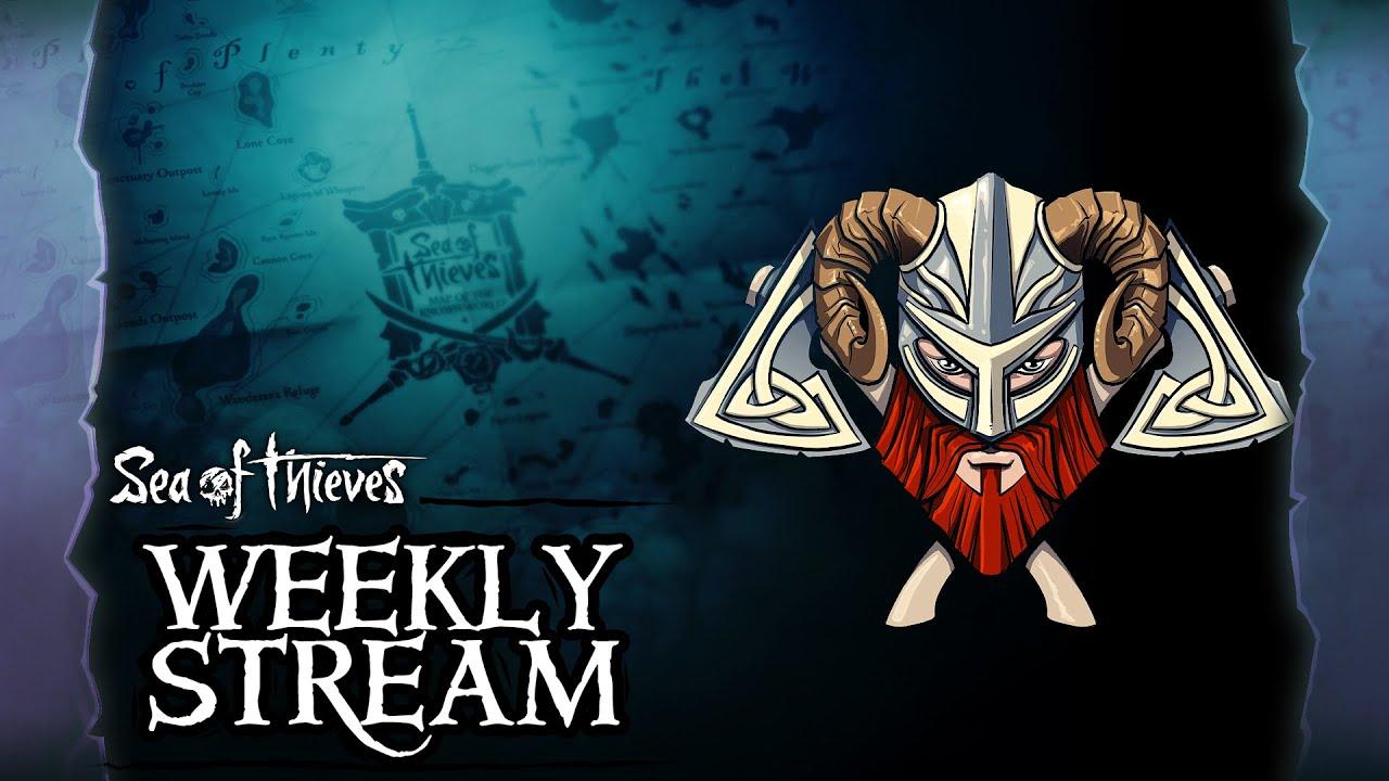 Sea of Thieves Weekly Stream - Jake_TheViking