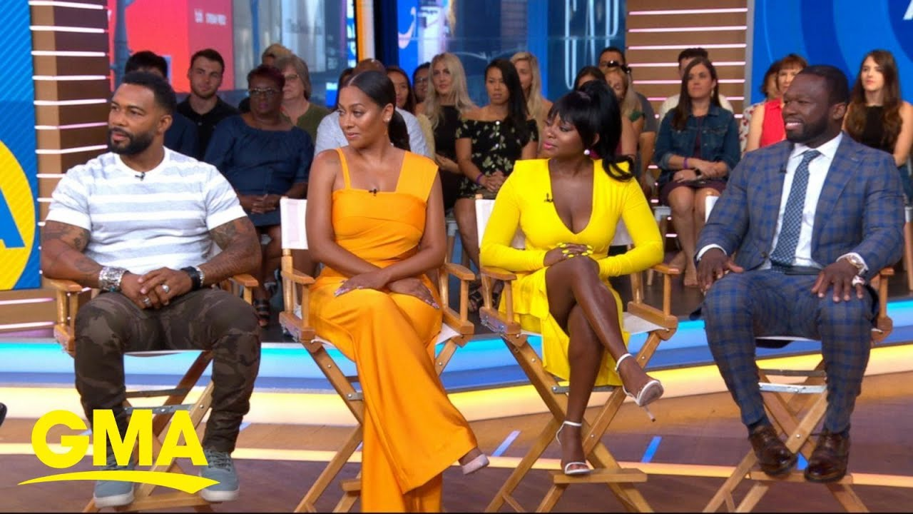 Download Cast of 'Power' takes over 'GMA' l GMA