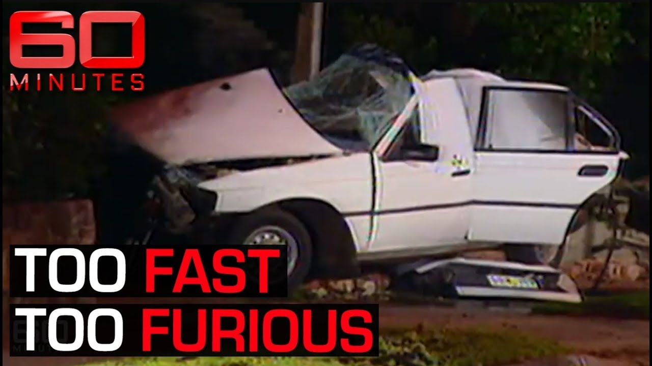 Should police chases be banned? The radical proposal to curb the carnage | 60 Minutes Australia