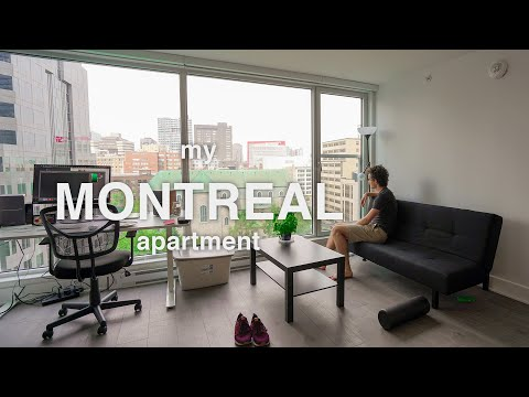 My Montreal Apartment Tour!