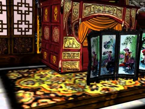 Modelling Digital Environment - Chinese Dynasty