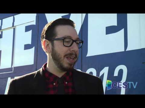 2013  CES: Verge - Joshua Topolsky Interview