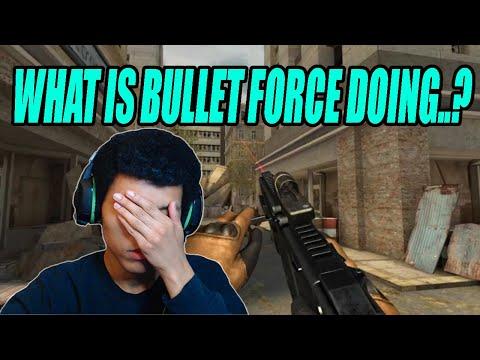 Dear Bullet Force..