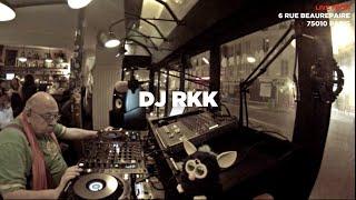 Rémy Kolpa Kopoul aka DJ RKK (Radio Nova) • DJ Set • Le Mellotron