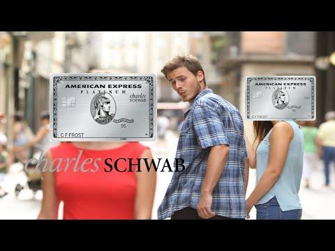 American Express Platinum For Schwab (The BEST Version)