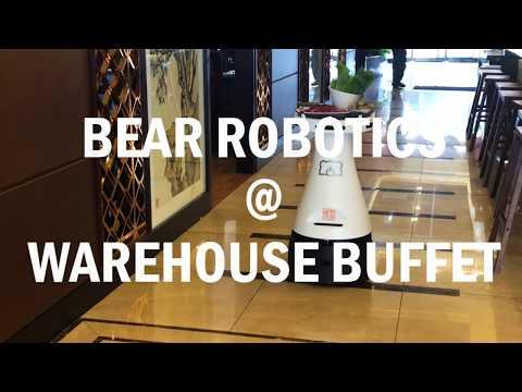 Bear Robotics: Penny testing @ the Warehouse