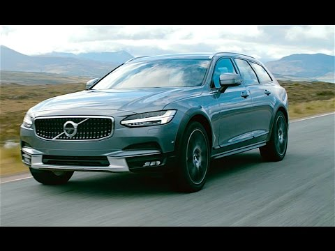 Volvo V90 Cross Country 2017 Review New Volvo Xc90 Review 2017 Carjam Tv Hd
