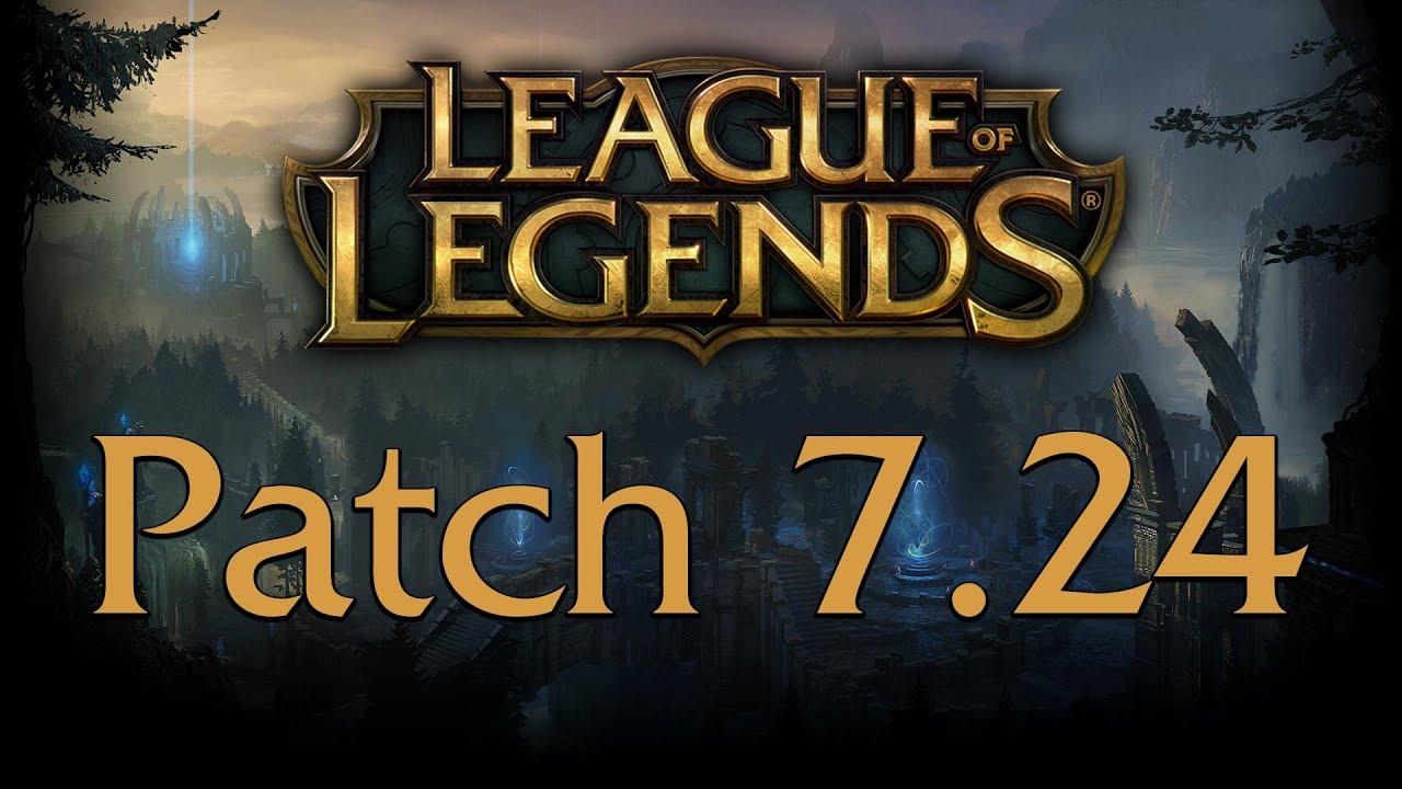 League 7.24