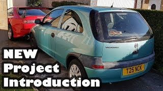 The Corsa Project - Indroduction