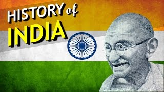 History of India in 15 minutes