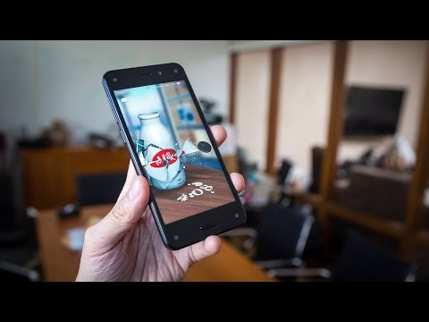 Tested In-Depth: Amazon Fire Phone