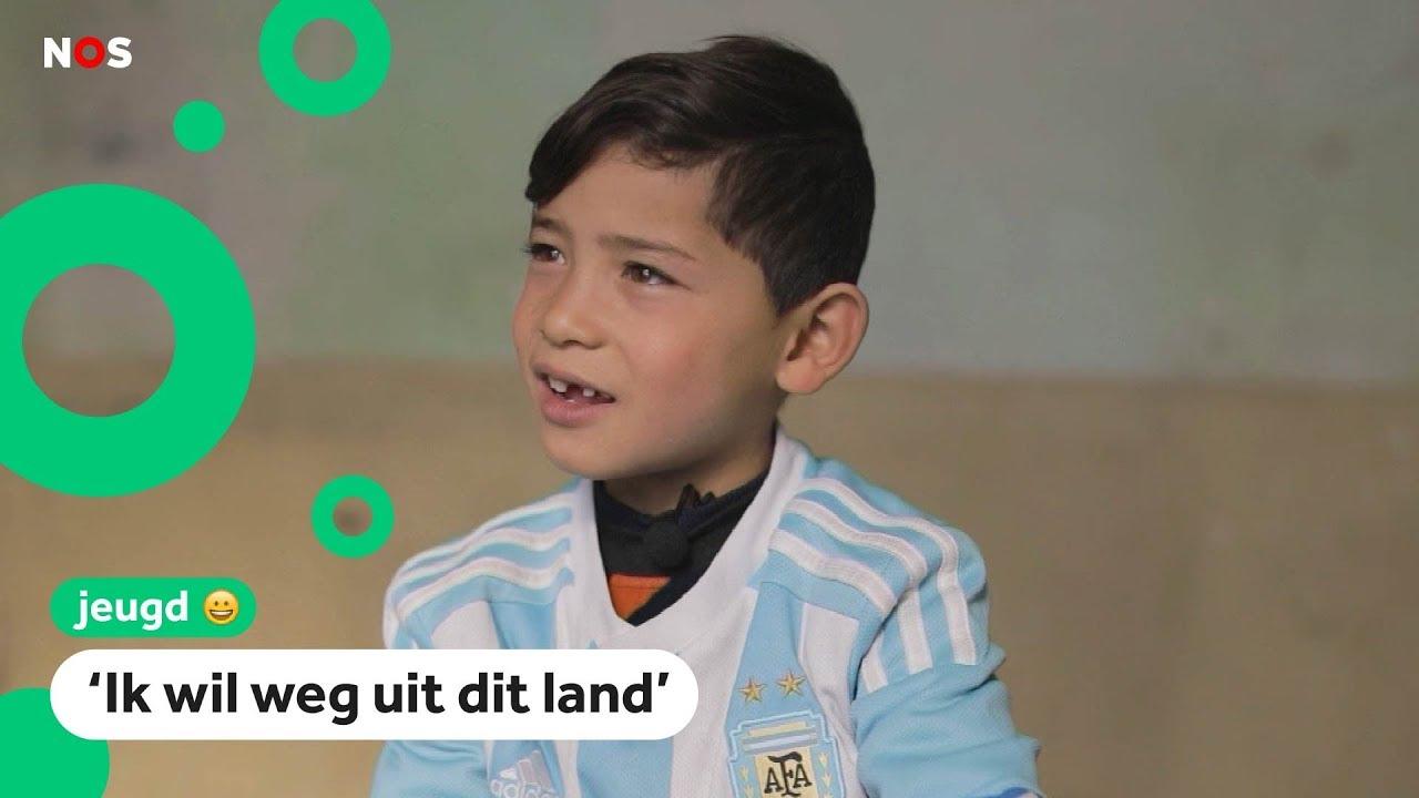 'Kleine Messi' wordt bedreigd door terroristen