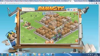 Ramacity - Level 33 & Kreuzworträtsel