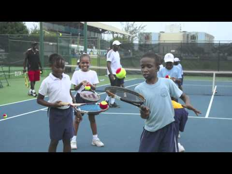 U.S. Embassy to Barbados and the Eastern Caribbean Tennis Program
