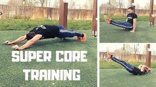 The 3 Best Core Training Exercise - I Migliori Esercizi per il Core - In Assoluto!!