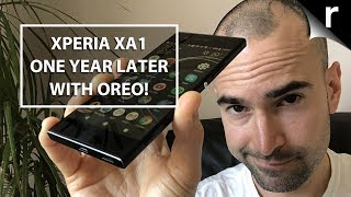 Sony Xperia XA1 Re-Review: One year later with Oreo!