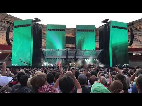 Rolling Stones - Street Fighting Man Stuttgart 2018