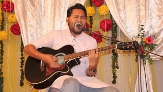 Tomake chai Tahsan song cover from valentines day natok Tomake vebe leka 2016
