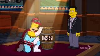 The Simpsons Parody of The New Duffman of Game Of Thrones theme Song