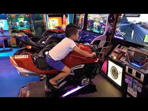 Skills Tester Arcade Games Amusement center Playtime Fun With Ckn Toys