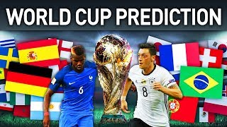 WORLD CUP PREDICTION & MY SPECIAL SIDE PROJECT!