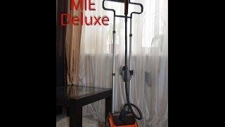 ПАРОВОЙ ОТПАРИВАТЕЛЬ M E Deluxe Замена утюгу или ненужная вещь в доме