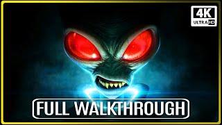 DESTROY ALL HUMANS REMAKE Gameplay Full Walkthrough (No Commentary) Full Game 4K 60FPS
