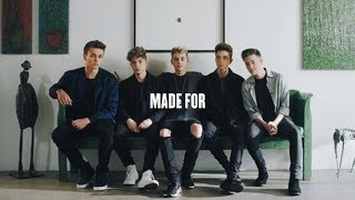 Made For (lyrics) by Why Don't We