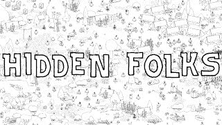 Hidden Folks - The Most Charming Game I Have Ever Played