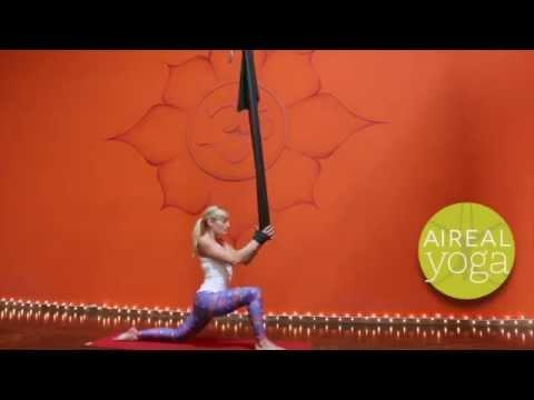 Aerial Yoga : AIREAL YOGA BEGINNING SERIES