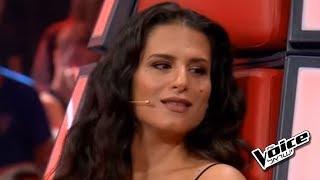 ישראל 4 The Voice - מירי בביצוע מרגש לשיר אולי של אביב