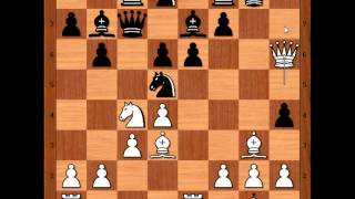 Torre Attack by Torre: Carlos Torre Repetto vs Friedrich Saemisch