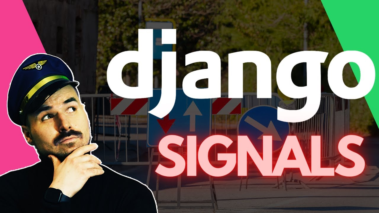 Django signals for beginners | How to use signals in Django