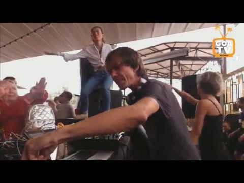 Cosmonaut at the Fantomas Rooftop by Goa TV