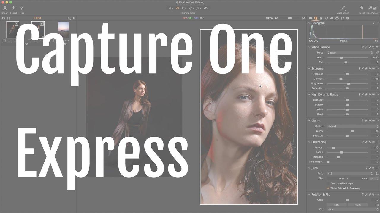 Be Creative Julien Apruzzese X Capture One Express Fujifilm Fujifilm Youtube