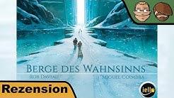 Berge des Wahnsinns - Brettspiel - Review