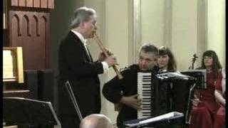 Two Klezmer dances: Hora and Bulgar