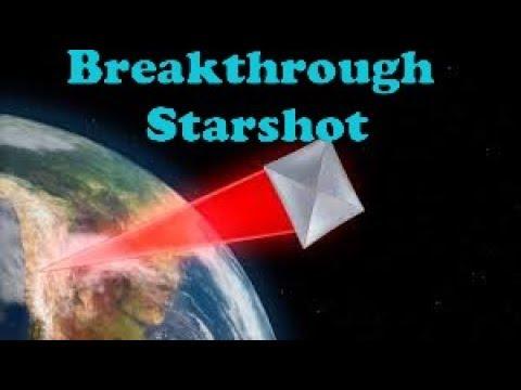 Breakthrough Starshot: Ya tenemos proyecto para llegar a Proxima Centauri Hqdefault