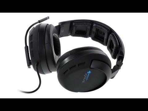 Real akg earphones - ROCCAT Kave XTD 5.1 Digital - headset Overview