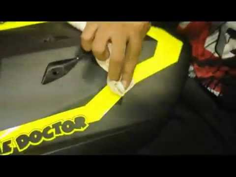 Soul GT Wrapping Sticker YouTube - Mio decalsmodifikasi striping mio j striping stickers decals joehansb