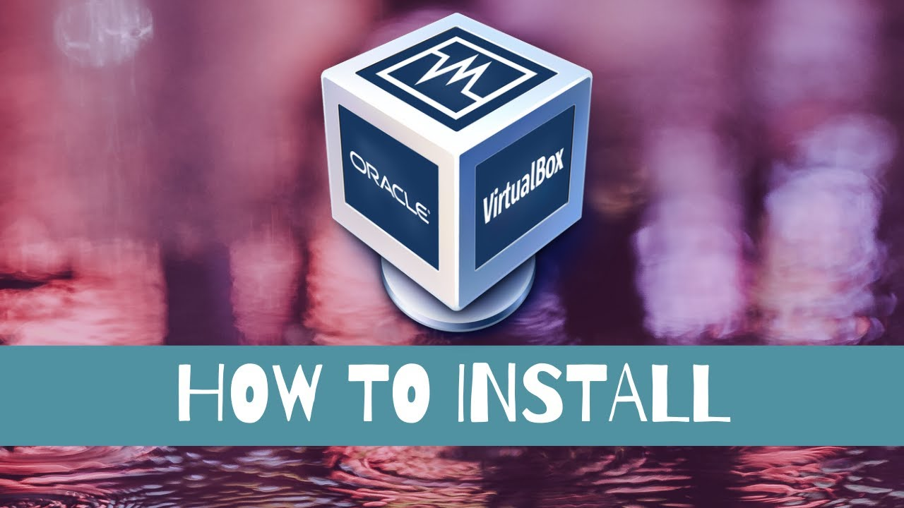 How to install virtualbox in windows 10 2020 - YouTube