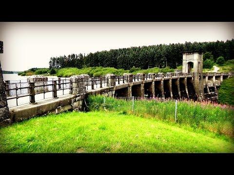 The Alwen Reservoir circular  walk - July 2017