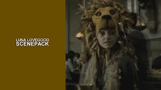Luna Lovegood Scenes (Harry Potter) 1080p