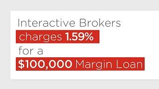 Move your Account to Interactive Brokers Today!