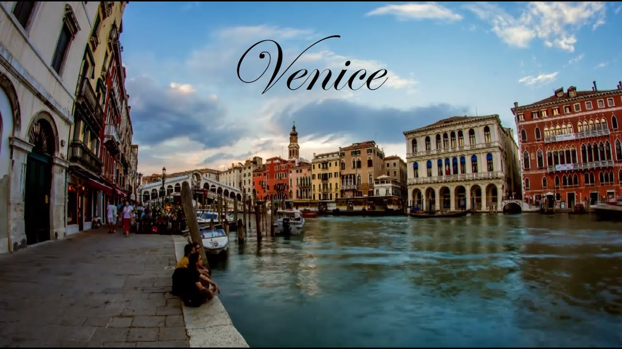 Travel to Venice, Italy - YouTube