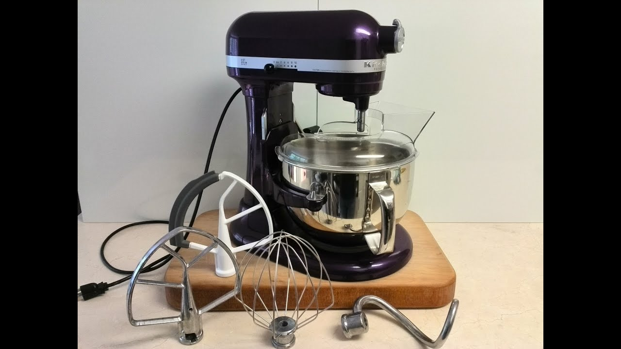 Review Kitchenaid Professional 600 Series 6 Quart 5 7l Bowl Lift Stand Mixer