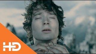 Сэм спасает Фродо от Насгула ★ Властелин колец: Две крепости (2002)