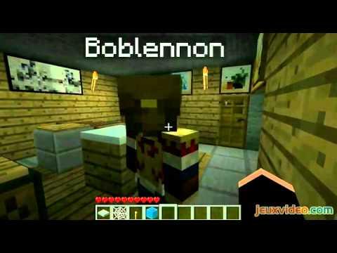 Fanta et Bob - Minecraft - Le coffre de Picsou