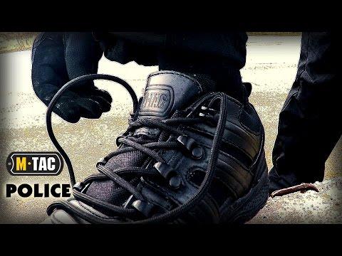 Универсальные кроссовки POLICE от бренда М-тас